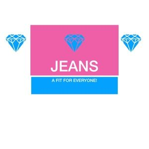***LISTED BY SIZE***JEANS